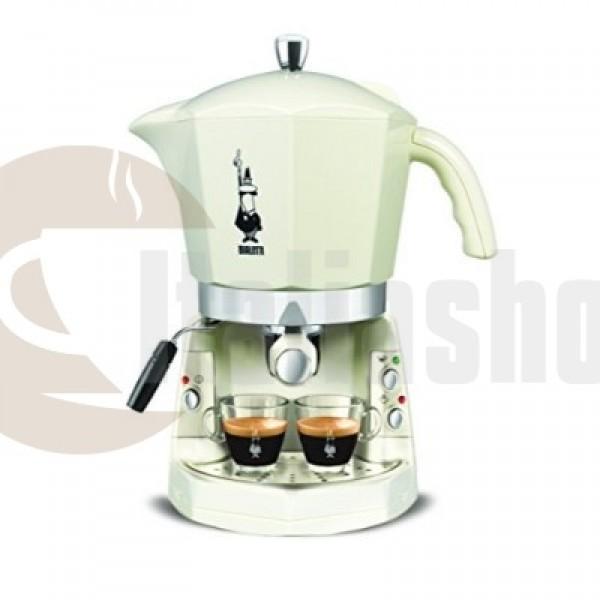 Mașină de cafea Bialetti MOKONA culoare: alb 1190