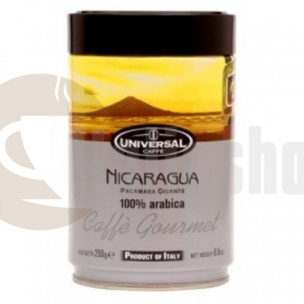 Cafea măcinată  Universal NICARAGUA 250 g 3414