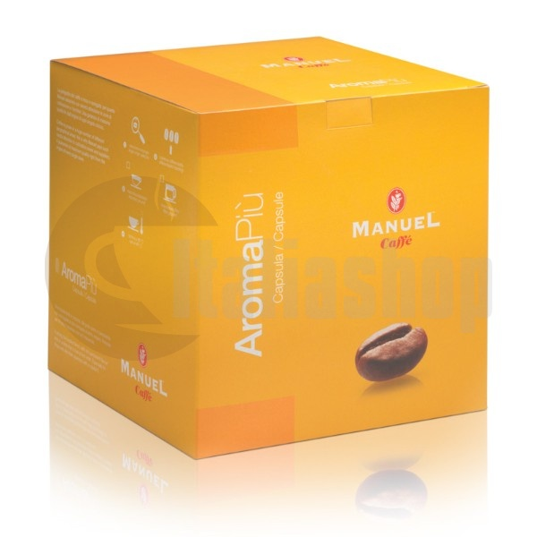 Lavazza Point capsule compatibile Manuel aroma piu1127