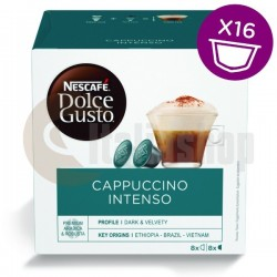 Dolce Gusto Cappuccino Intenso 16 Buc.