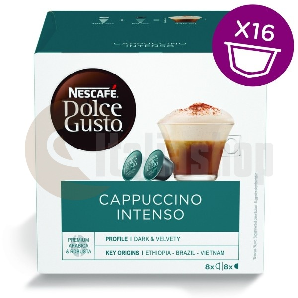 Dolce Gusto Cappuccino INTENSO 16 buc. 3437