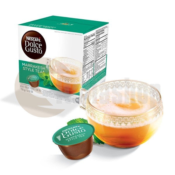 Dolce Gusto MARRAKESH STYLE TEA 16 buc. 63