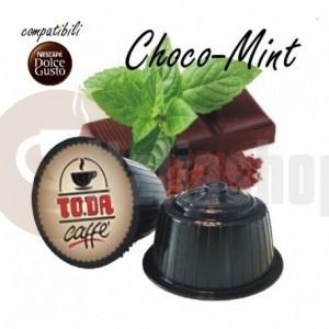 Dolce Gusto Capsule Compatibile Gattopardo Café Choco Mint 16 Bucăți
