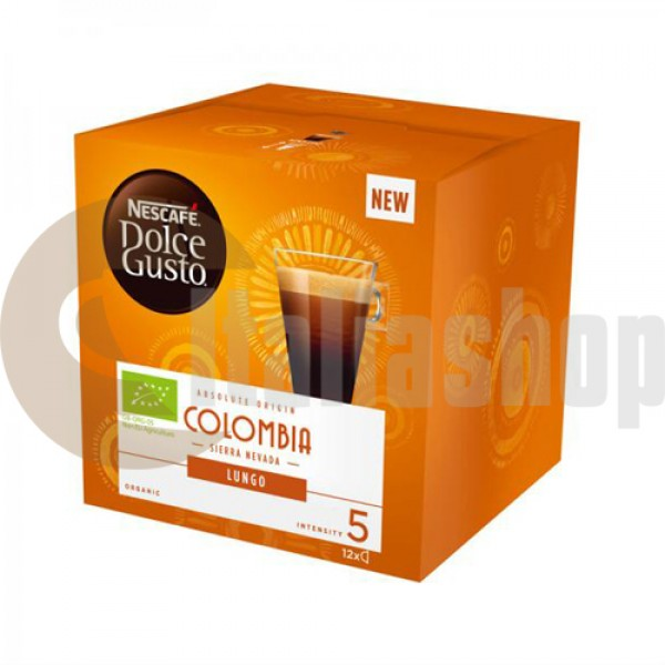 Dolce Gusto Colombia Lungo - 12 Buc.