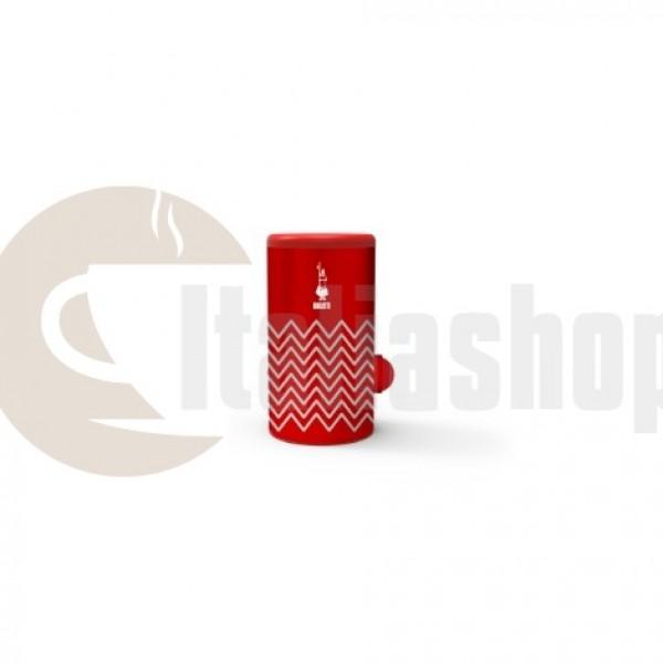 Bialetti Dosa Caffe 3484 dozator roșu pentru cafea măcinată pentru aparate de cafea