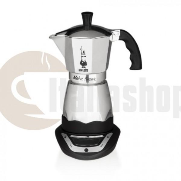 Bialetti Moka Timer 3470 aparat de cafea electric pentru 6 cești