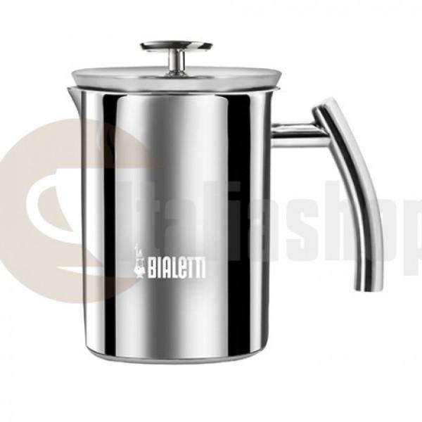 Bialetti Cappuccinatore pentru Spuma de Lapte Din Oțel Inoxidabil Pentru 6 Cești