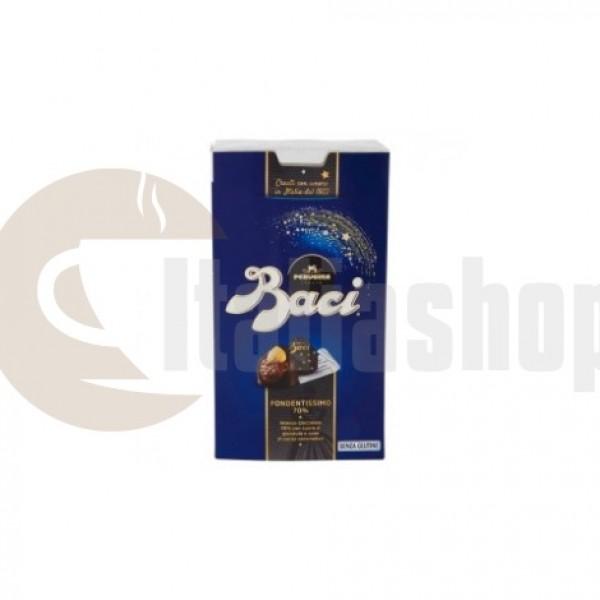 Baci Perugina Bomboane Din Ciocolată Naturală 70% - 200 Gr.