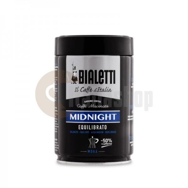 Cafea măcinată Bialetti MIDNIGHT 916