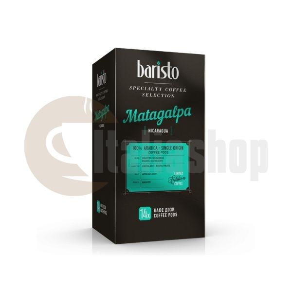 Baristo Specialty Coffee Matagalpa Capsule de Hartie - 14 Buc.