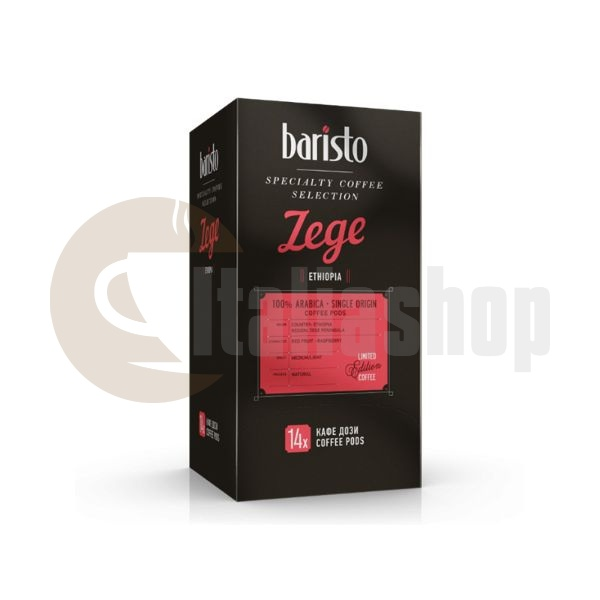 Cafea doze Baristo Specialty Coffee Zege 14 buc.