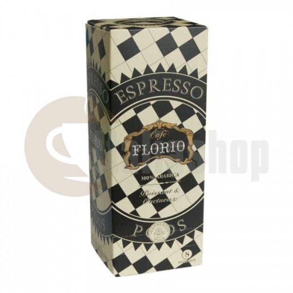 Cafés Richard Florio - Capsule de Hartie