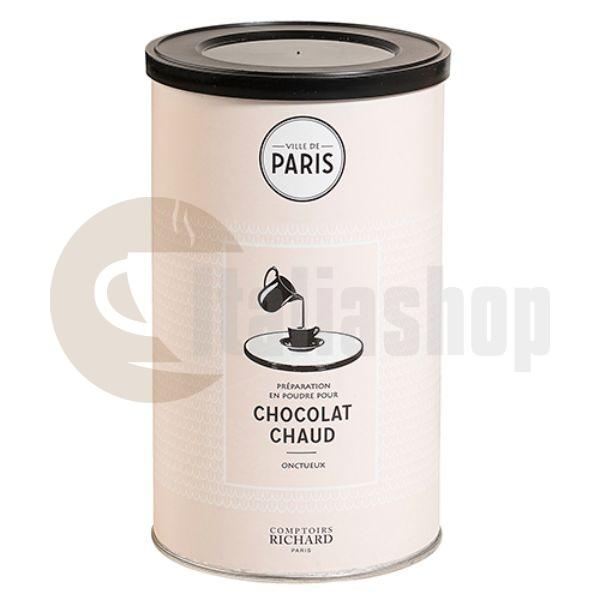 Chocolat en poudre ville de Paris Cafés Richard 500 g ciocolată caldă praf