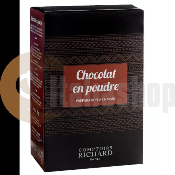 Cafés Richard Chocolat En Poudre Ciocolată Caldă Pudră - 1 Kg.