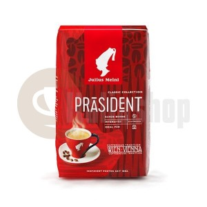Cafea boabe Julius Meinl President 500 g