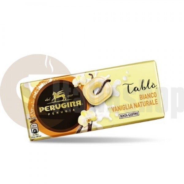 Perugina ciocolată albă cu vanilie - 80 g 3333