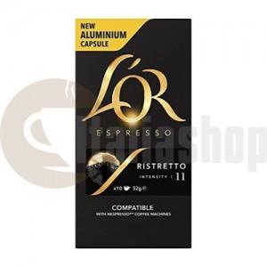 Nespresso capsule compatibile Lór ristretto 10 buc. 3374