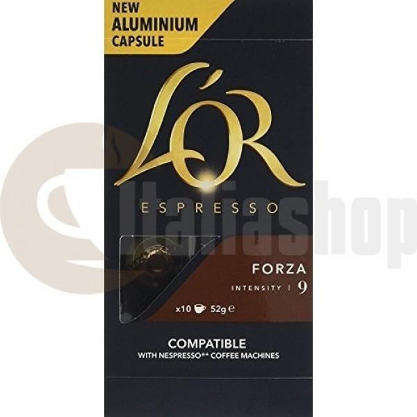 Nespresso Capsule Compatibile Lór Forza - 10 Buc.