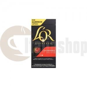 Nespresso capsule compatibile Lór splendente 10 buc. 3376