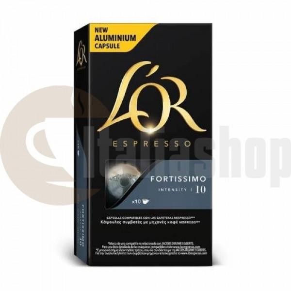 Nespresso capsule compatibile Lór fortissimo 10 buc. 3379