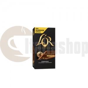 Nespresso capsule compatibile Lór colombia 10 buc. 3381