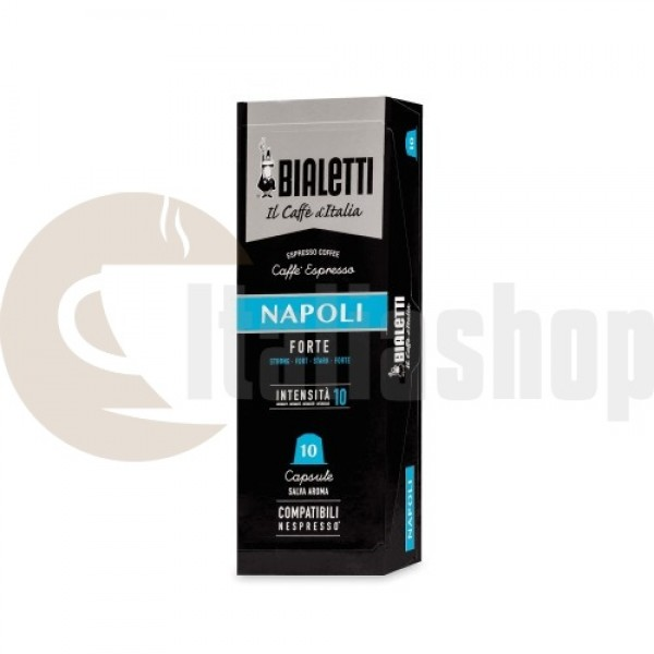 Nespresso capsule compatibile Bialetti napoli  10 buc. 3403