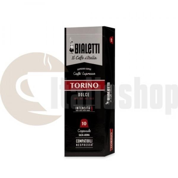 Nespresso capsule compatibile Bialetti torino  10 buc. 3405