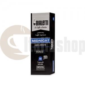 Nespresso capsule compatibile Bialetti midnight  10 buc. 3406