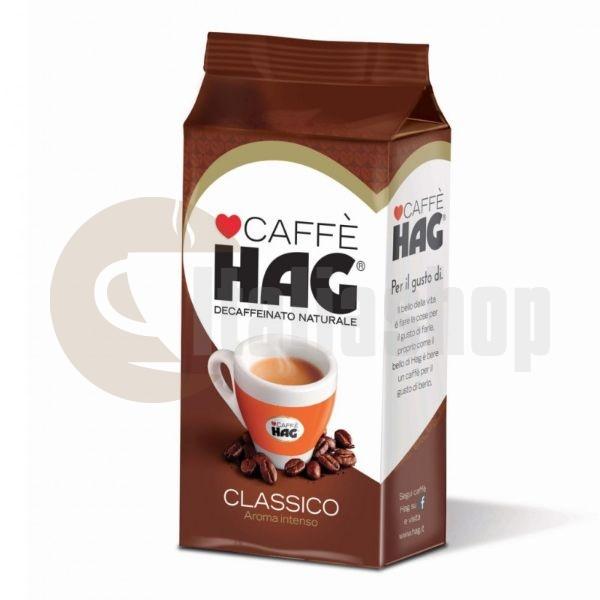 Cafea Măcinată Hag Fără Cofeină Classico - 250 Gr.