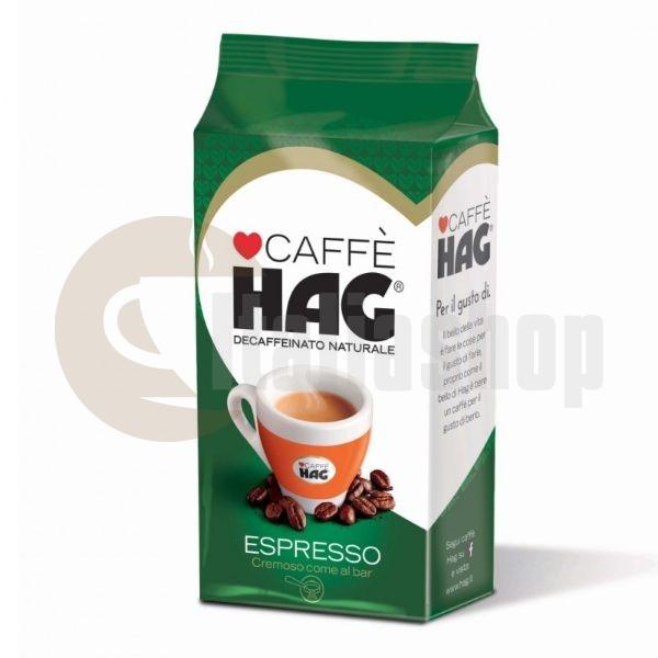 Cafea Măcinată Hag Fără Cofeină Espresso - 250Gr.