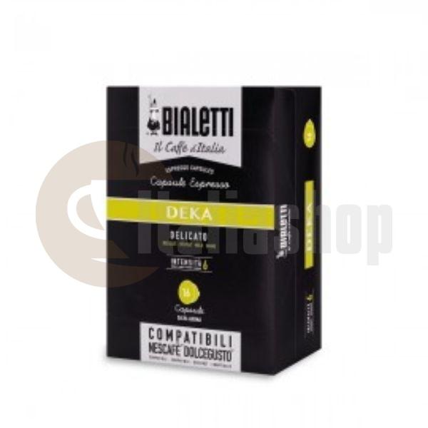 Dolce Gusto Capsule Compatibile Bialetti Deka - 16 Buc.