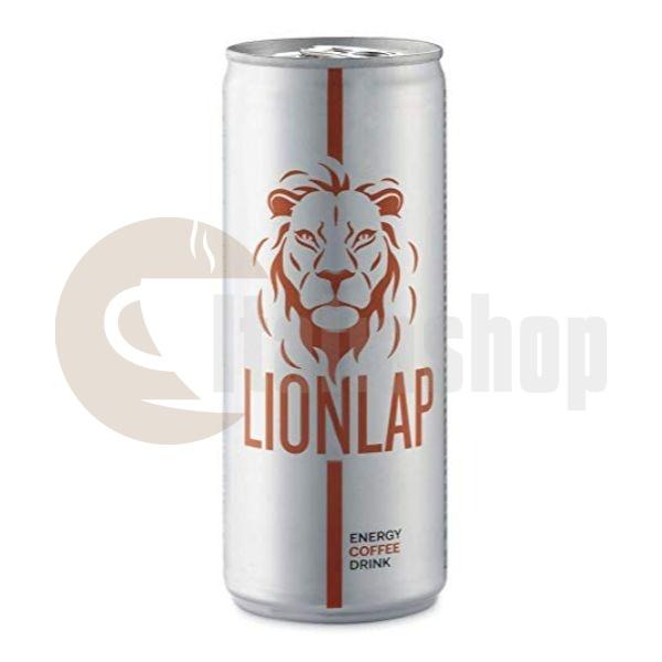 Băutiră energetică cu cafea LIONLAP Segafredo 935