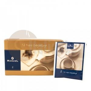 Manuel Ceai negru Darjeeling în plicuri 2