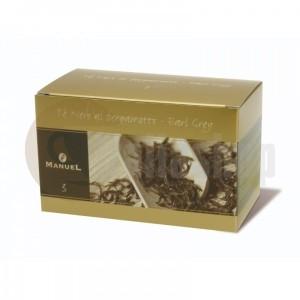 Manuel Ceai negru cu bergamot în plicuri 3