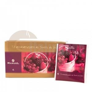 Manuel Ceai fructe de padure în plicuri 4