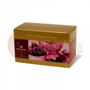 Manuel Ceai cu aromă de zmeură de pădure în plicuri 13