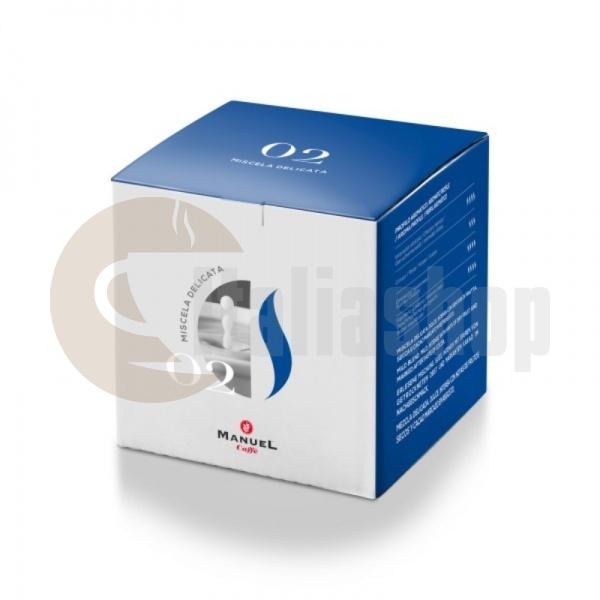 Nespresso Capsule Compatibile Manuel Delicata - 10 Buc.
