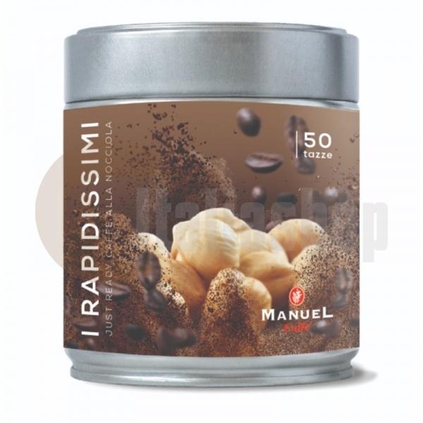 Manuel Rapidissimi Băutură Instantă Cu Alune 250 Gr.