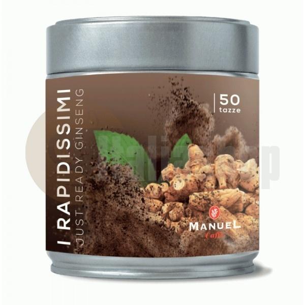 Manuel Rapidissimi băutură instantă cu ginseng 250 g