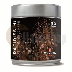 Manuel Rapidissimi Băutură Instantă Cafea 250 Gr.