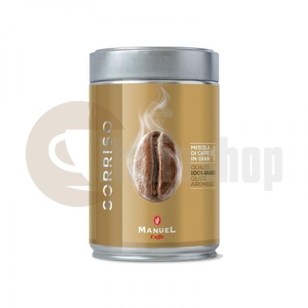 Manuel Sorriso Cafea Măcinată 100% Arabica 250 250 Gr.
