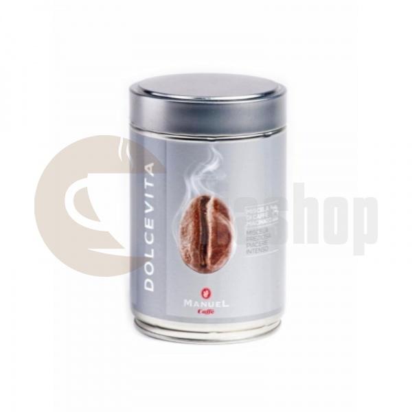 Manuel Dolce vita cafea măcinată 90% arabica 250 de grame