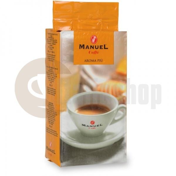 Manuel Aroma piu cafea măcinată 250 de grame