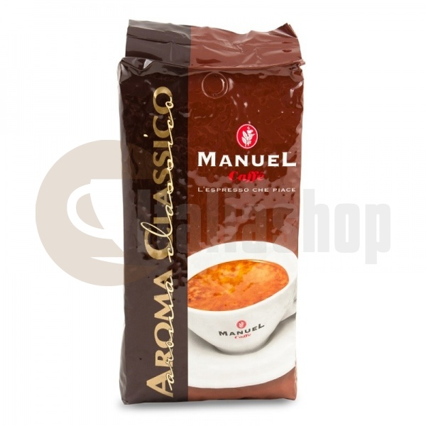 Manuel Аroma Clasico Cafea Boabe 1 Kg.