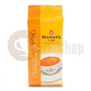 Manuel Aroma piu  cafea boabe 1 kg