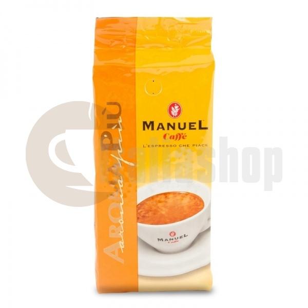 Manuel Aroma Piu Cafea Boabe 1 Kg.