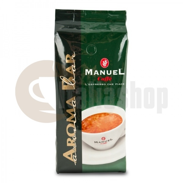 Manuel Аroma bar cafea boabe 1 kg