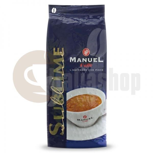 Manuel Sublim cafea boabe 1 kg