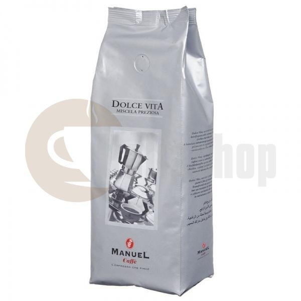 Manuel Dolce Vita Cafea Boabe 500 Gr.