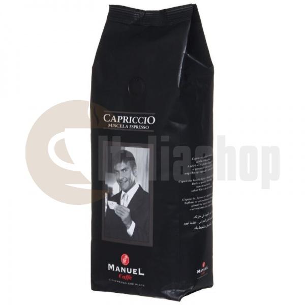 Manuel Capricio Cafea Boabe 500 Gr.